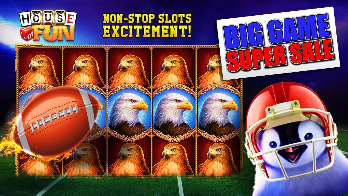 House Of Fun Slot Machines