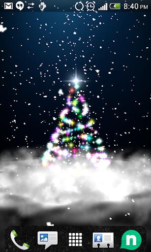 Abstract Christmas tree FREE