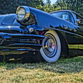 Big Bad Buick by Brian Stout - Transportation Automobiles ( car, automobile, buick, show, special, car show, ., antique, classic )
