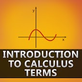 Calculus Terms Flashcards
