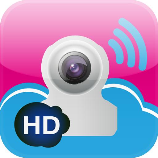 媒体与影片のHD Easy iCAM LOGO-記事Game