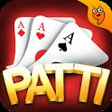 Teen Patti ♠ Online Card Game icon