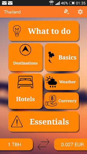 玩免費旅遊APP|下載亚洲泰国的定位指南 app不用錢|硬是要APP