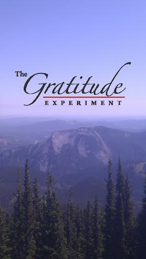 The Gratitude Experiment FREE