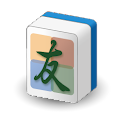 Mahjong and Friends logo
