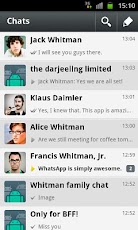 WhatsApp Messenger 2.7.1863 APK