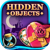 Hidden Objects - My Valentine