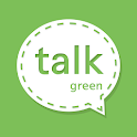 Stitch GREEN : KakaoTalk Theme icon