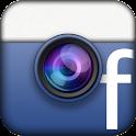 PicArts FaceSketch to Facebook logo