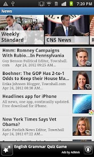 Conservative News Reader - screenshot thumbnail