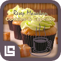 Resep Cookies & Cupcake icon