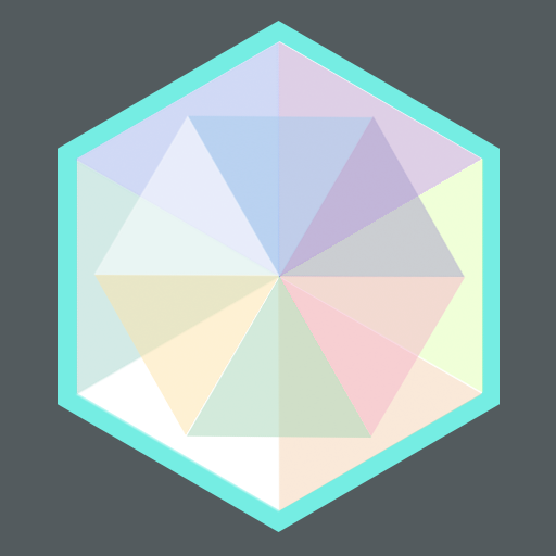Kaleidoscopic Icon