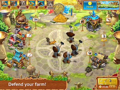 Farm Frenzy Viking Heroes Apps On Google Play