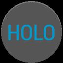 Holo Icons (Nova/Apex/Go/ADW)