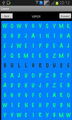 bubbly word crush maze