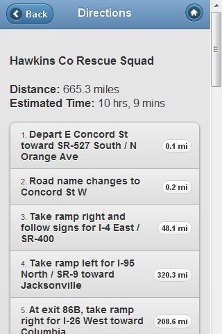 Florida Evacuates- screenshot