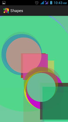 Random Shapes