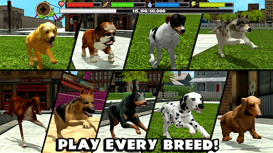 Stray Dog Simulator - screenshot thumbnail