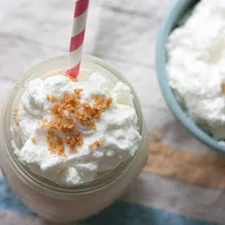 Banana Cream Pie Milkshake.