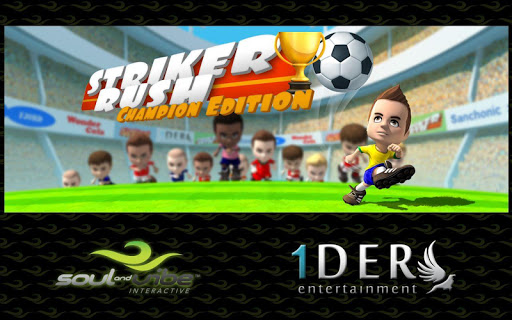 【免費家庭片App】Striker Rush: Champion Edition-APP點子