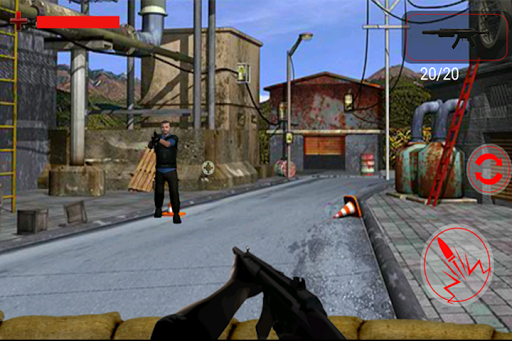 Street Kill Shoting
