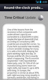 Evolution Time Critical - screenshot thumbnail
