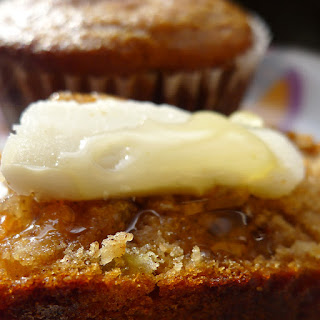 Multigrain Marmalade Muffins