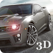 Real Muscle Car Driving 3D
