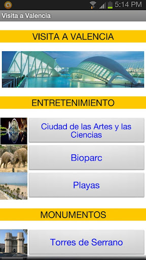 Valencia Turistica GPS