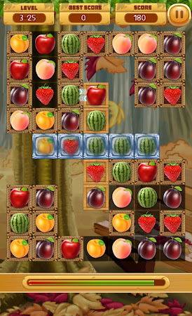Fruit Crush - Match 3 games 1.2 screenshot 242244