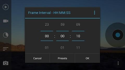 Framelapse - Time Lapse Camera Screenshot 4