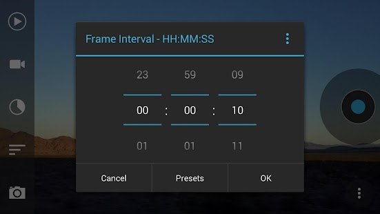 Framelapse - Time Lapse Camera Screenshot 26