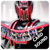 RIDER DECADE CARD SOUNDBOARD