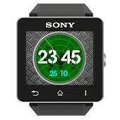 Radar clock Smartwatch 2