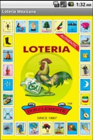 Mexican Loteria Classic Screenshot
