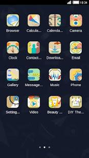 App Unfinished Art Theme APK for Windows Phone