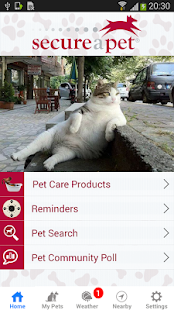 Secure a Pet®- screenshot thumbnail
