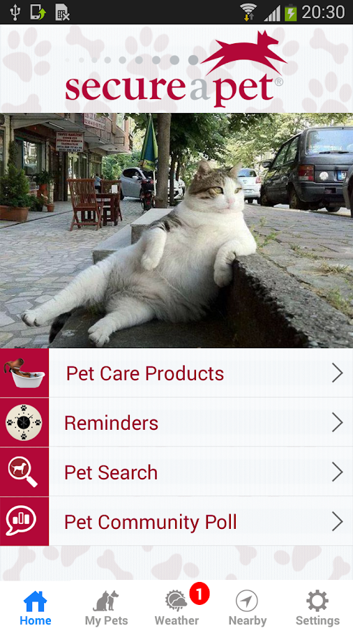 Secure a Pet®- screenshot