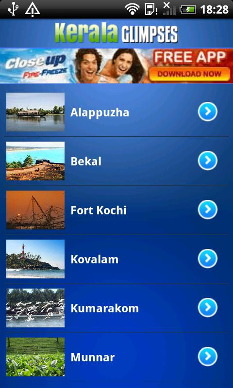 Kerala Glimpses- screenshot