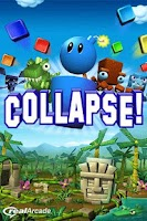 Screenshot of COLLAPSE!