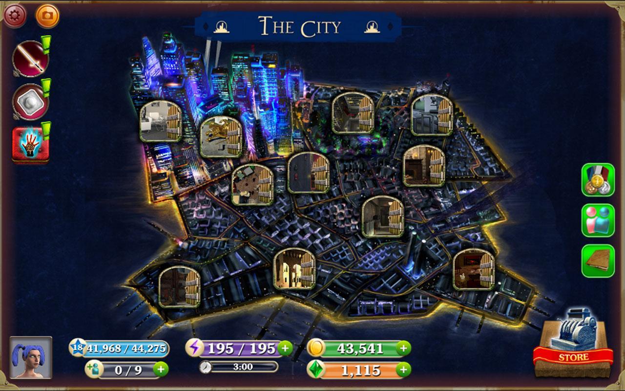 Lost Girl - screenshot