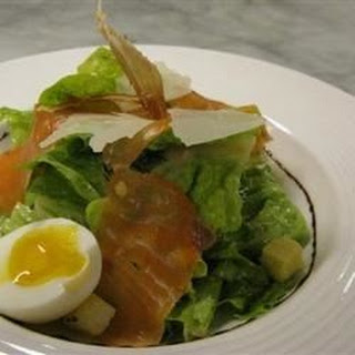 Outrageous Caesar Salad