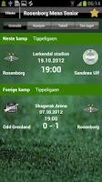 Screenshot of MinFotball