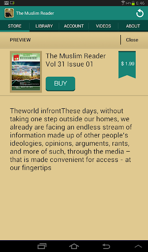 The Muslim Reader