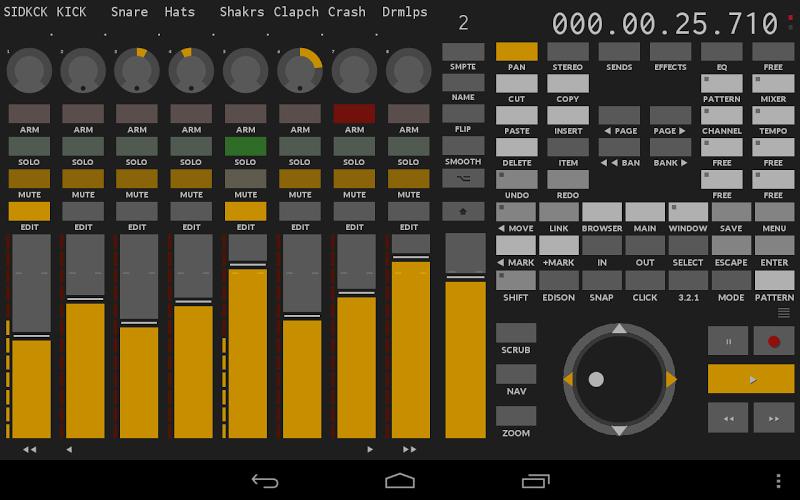 TouchDAW Screenshot 10
