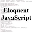 Eloquent JavaScript Book logo
