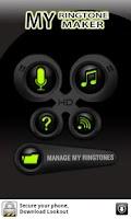 Screenshot of FREE - My Ringtone Maker
