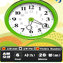 Fun Kids Clock icon