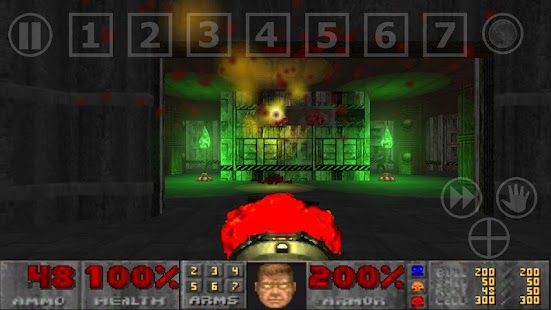Doom GLES Tech Demo - screenshot thumbnail
