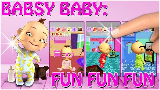 Babsy - 嬰兒遊戲:兒童遊戲